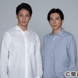 玉木宏&高橋一生が初タッグ。「竜の道 二つの顔の復讐者」で双子の兄弟に