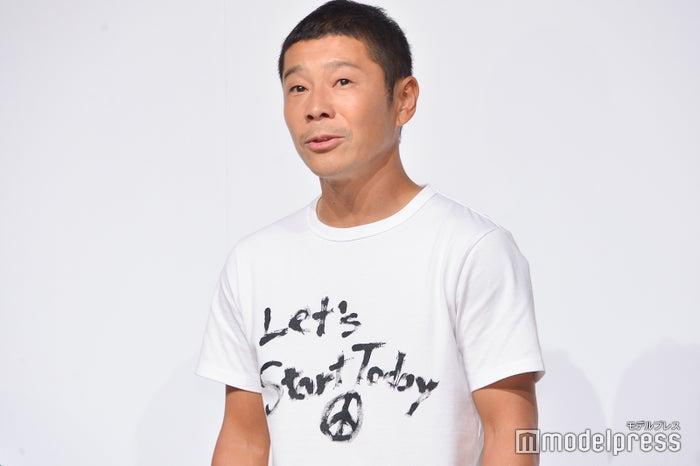 前澤友作氏(C)モデルプレス