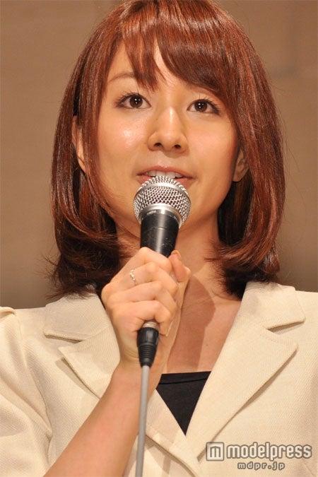 元TBS青木裕子アナの結婚にコメントした田中みな実アナ