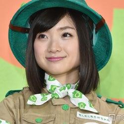 ももクロ愛炸裂「グッド!モーニング」依田司気象予報士にファン感動「緑づくし…」