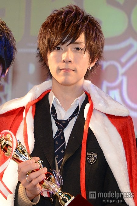 「第3回 関東ハイスクールミスターコン 2015」でグランプリに輝き、現在雑誌『SamuraiELO』で活躍する笹森裕貴くん/今年3月に撮影