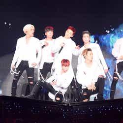 「iKON JAPAN TOUR 2016」のファイナル公演を開催したiKON