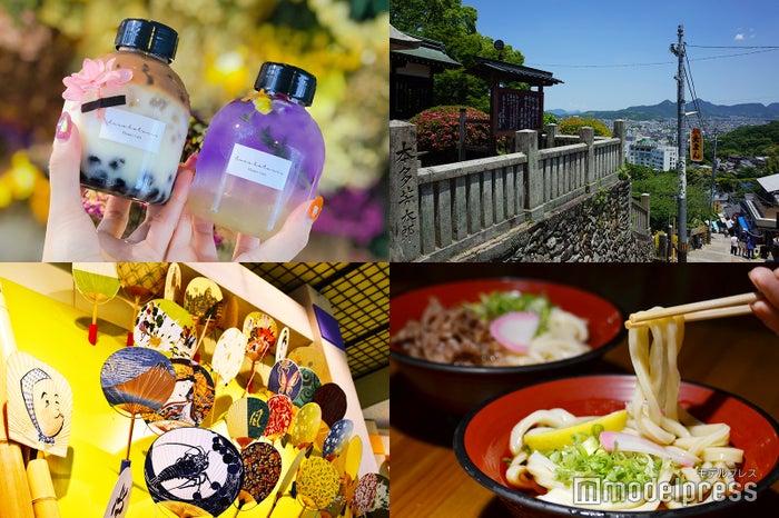 香川旅行はもっと楽しくなる!お洒落タピオカに絶景まで…最新&定番観光スポット(C)モデルプレス
