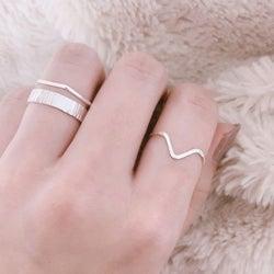 今、重ね着けがトレンド!おすすめのプチプラ指輪特集