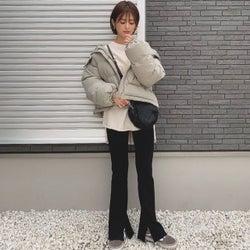 低身長さんがマネしたくなるコーデがいっぱい! 身長153cm・yunさんのトレンド着こなし術