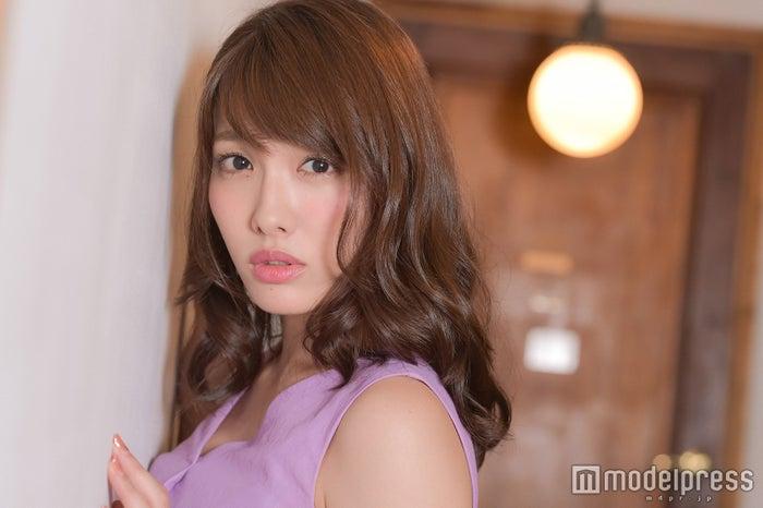 モデルプレスのインタビューに応じた今野杏南 (C)モデルプレス