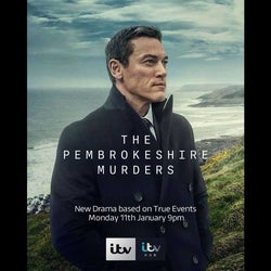 【お先見】ルーク・エヴァンス主演の英犯罪ドラマ『The Pembrokeshire Murders』 風光明媚な場所が事件の異常さをより際立たせる