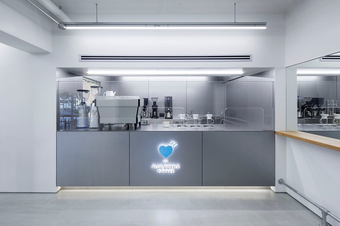 HUMAN MADE Cafe by Blue Bottle Coffee/画像提供:Blue Bottle Coffee Japan