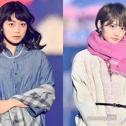深川麻衣、若月佑美 (C)モデルプレス