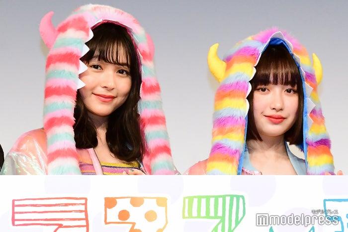 久間田琳加、吉田凜音 (C)モデルプレス