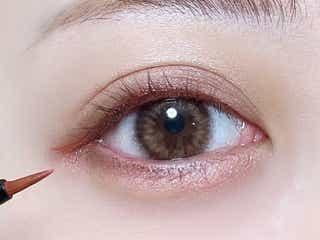 今っぽ感NO.1は抜け感のある大きな目♡こなれ顔になれるデカ目の作り方