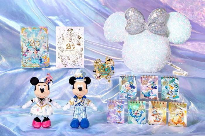 20周年をテーマにしたスペシャルグッズ※写真はイメージ(C)Disney