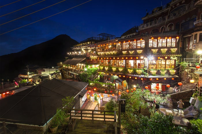 九フンは台湾旅行で一度は訪れたい人気の街、幻想的な雰囲気にうっとり(提供画像)