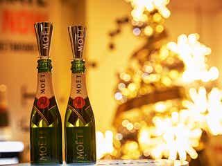 """煌めく""""HANABI""""(花火)&シャンパンに酔いしれる 大人女子が絶対行きたい話題のクリスマススポットとは"""