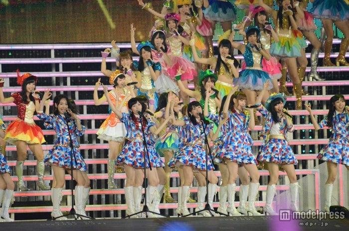「恋するフォーチュンクッキー」が「第55回 日本レコード大賞」候補曲となったAKB48