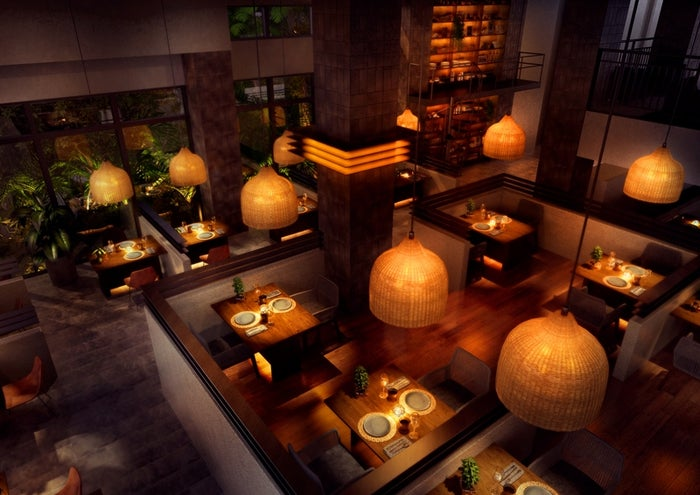 レストラン/画像提供:カトープレジャーグループ