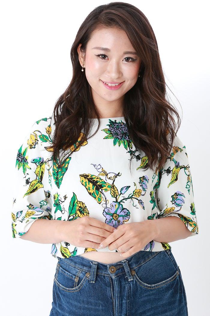 岸渕紗江さん