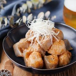 【作り置き】ピリッと辛い。里芋とこんにゃくの味噌煮