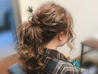 毛量多い人におすすめ!夏のすっきり涼しげヘアアレンジ