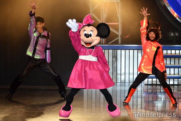 クラブスタイル/「イッツ・ベリー・ミニー!」(C)モデルプレス(C)Disney