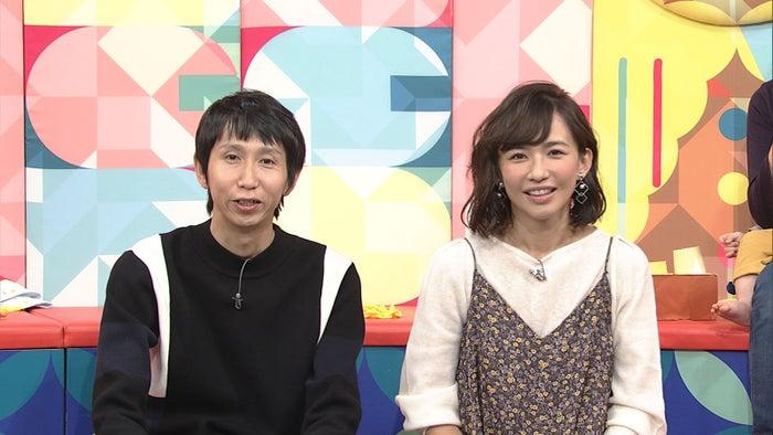 山根良顕、優木まおみ(C)NHK