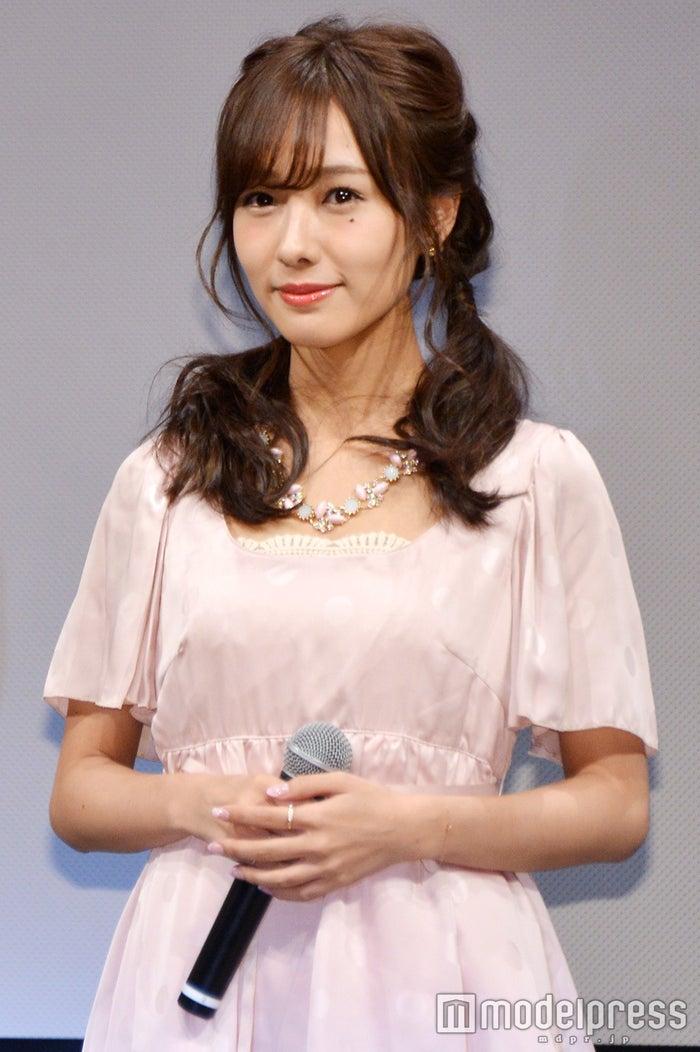 前田希美 (C)モデルプレス