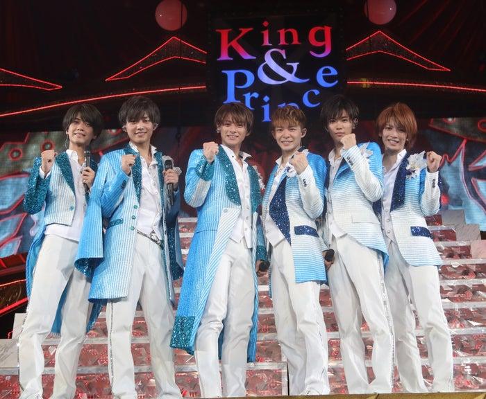 King & Prince(左から)高橋海人、永瀬廉、平野紫耀、岸優太、神宮寺勇太、岩橋玄樹 (提供画像)