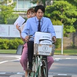川口春奈、向井理「着飾る恋には理由があって」第8話より(C)TBS