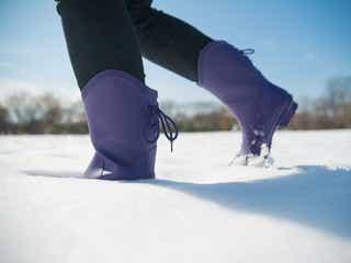 雪道でも転ばない⁉︎雪国の人が転ばないのには、ワケがあります