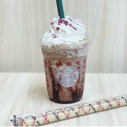 【スタバ新作】サンタブーツチョコレートフラペのおすすめカスタマイズ4選