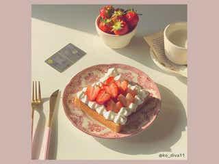可愛くて美味しいアレンジトーストで簡単おうちカフェ!バリエーションも紹介