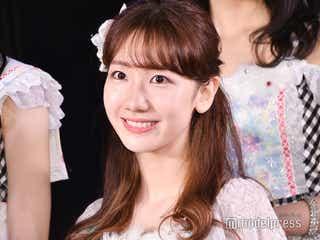 AKB48柏木由紀、日向坂46ファンにアピールも「素通りされてしまいました」電車移動が話題