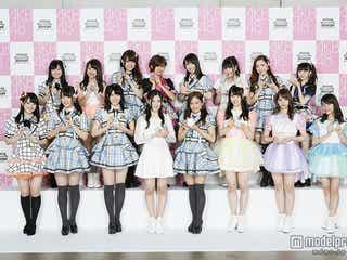 <速報>第7回AKB48選抜総選挙65~80位「アップカミングガールズ」発表