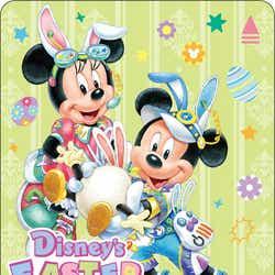 """「東京ディズニーランドホテル」""""ディズニー・イースター""""ルームキー(イメージ)/(C)Disney"""