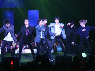 "iKONが横アリ揺らす 胸キュン告白セリフにメンバーも""赤面""<PERFECT VALENTINE 2019>"