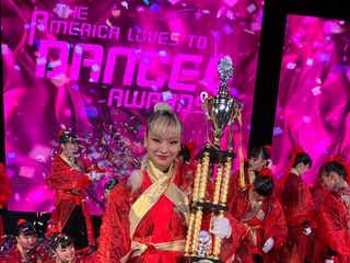 吉本坂46・A-NON、日本人初のダンス世界大会2冠達成