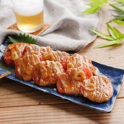 ジューシーな甘さが際立つ。「肉巻きトマトのガリバタ焼き」レシピ
