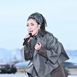 『音楽の日』宮城県 航空自衛隊 松島基地からMISIAがスペシャルライブをお届け!
