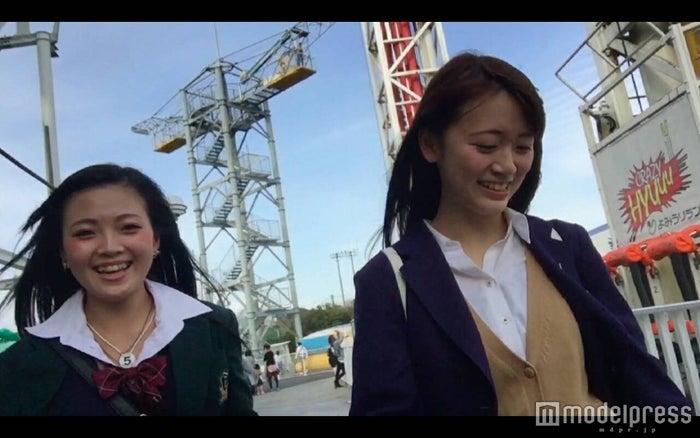 全国女子高生ミスコンのファイナリスト、東京を満喫/「#女子高生ミスコン FINALIST」より