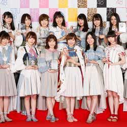 モデルプレス - 第9回AKB48選抜総選挙1位~16位「選抜メンバー」<スピーチ全文>