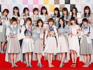 フジテレビ、AKB48選抜総選挙の生中継視聴率を発表