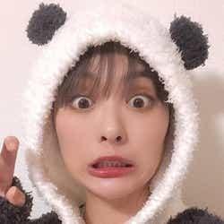 モデルプレス - 内田理央、もこもこのパンダ姿に「可愛すぎ」「最強」の声続出
