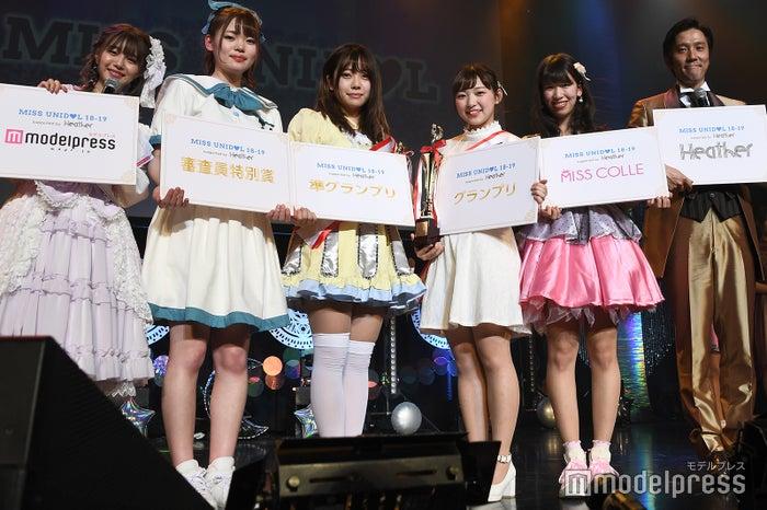 市川美織、ナミテルさん、めっちょさん、大田奈々花さん、あまこっちさん、静恵一(C)モデルプレス