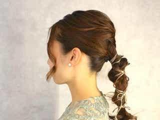 骨格ストレートに似合うヘアアレンジ15選!顔まわりがスッキリ見える大人スタイル