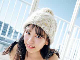 HKT48運上弘菜、スキー姿で美バスト魅せ 色白肌が眩しい
