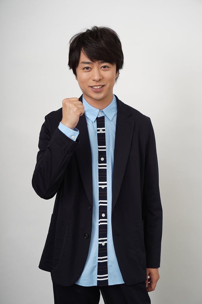 「THE MUSIC DAY」総合司会を務める櫻井翔(C) 日本テレビ