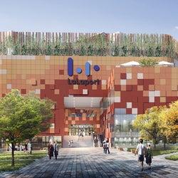 「ららぽーと台中」2022年秋開業へ、ファッションや台湾グルメ含む約270店舗出店