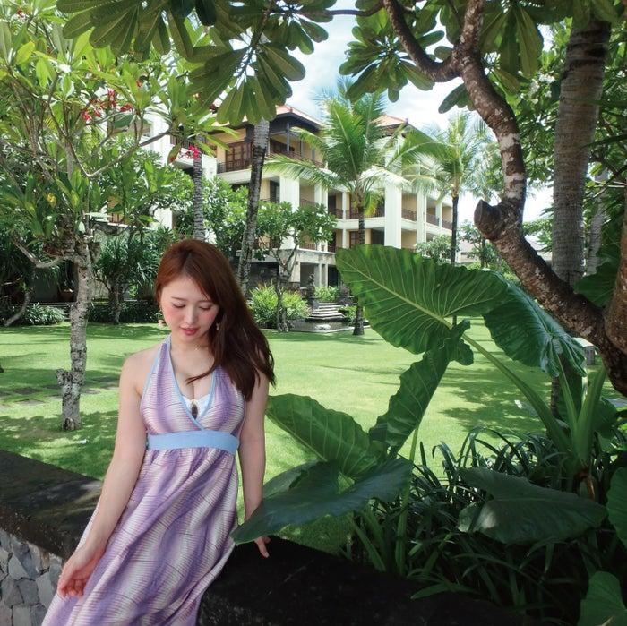 リゾート女子旅での楽しい日々は忘れられない思い出(提供画像)