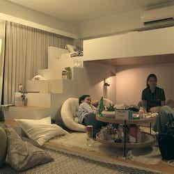 女子部屋「TERRACE HOUSE TOKYO 2019-2020」19th WEEK (C)フジテレビ/イースト・エンタテインメント