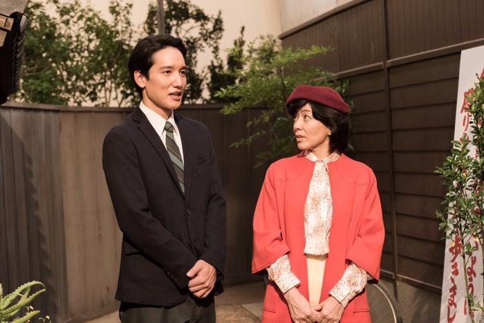 田野倉雄太、八木亜希子(画像提供:テレビ朝日)